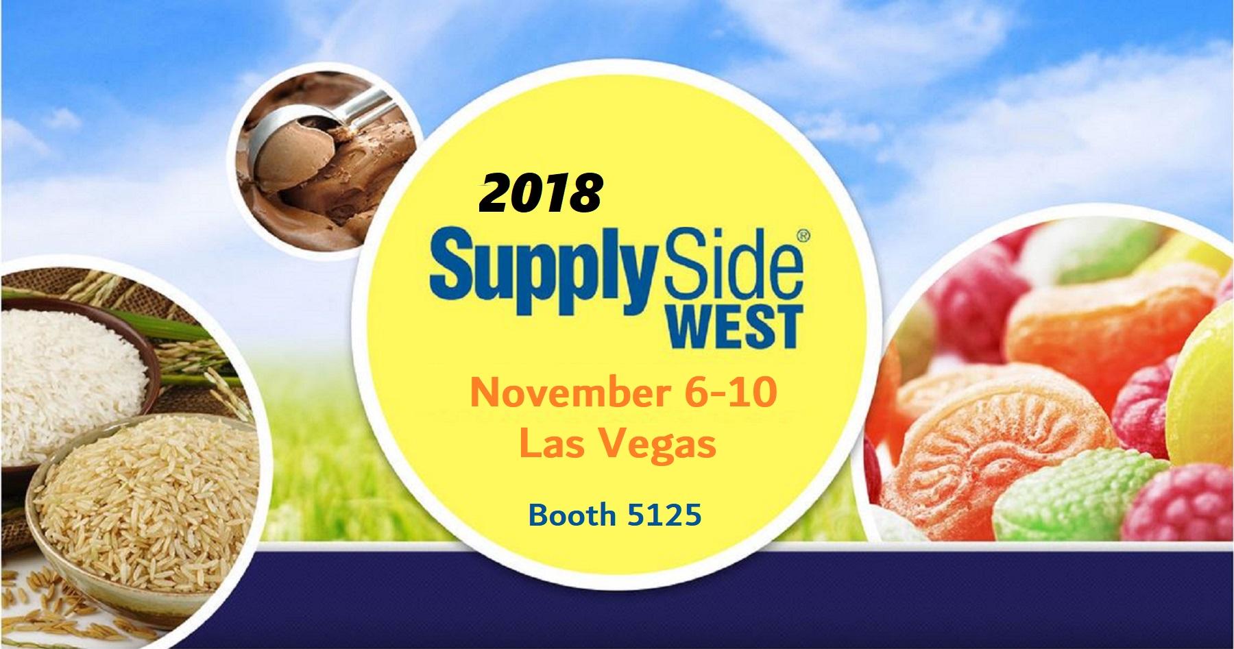 Supply Side West 2018 – Las Vegas – Nov. 6-10