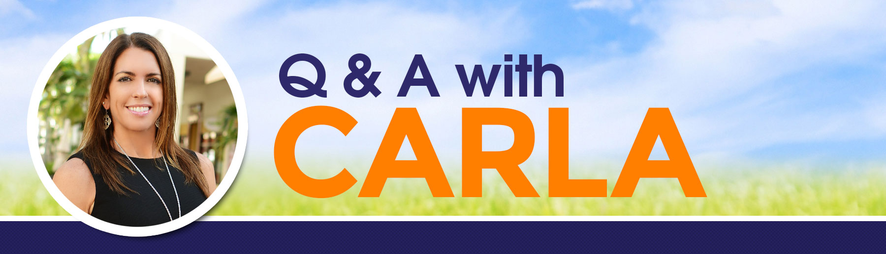Q & A with Carla